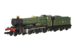 2S-010-005D Dapol Hall 4953 Pitchford Hall Great Western Green (DCC-Fitted)